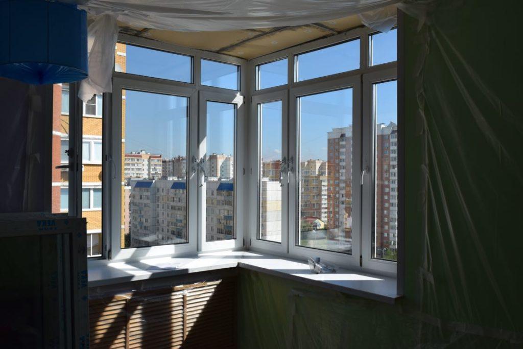 остекление балконов подольск