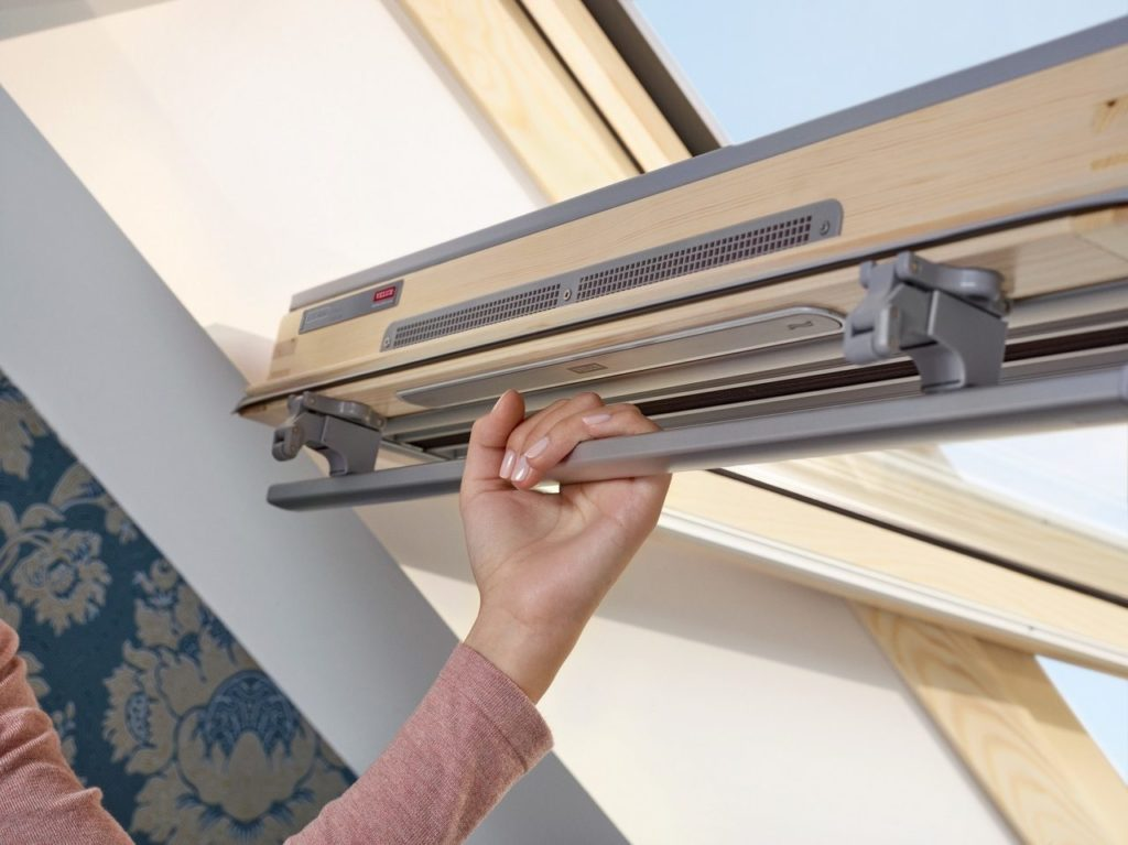 Приточный клапан на пластиковые окна или вентиляция окон