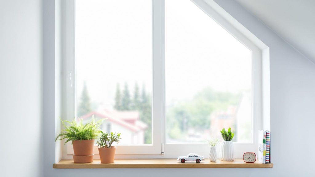 Летний и зимний режимы в окнах ПВХ