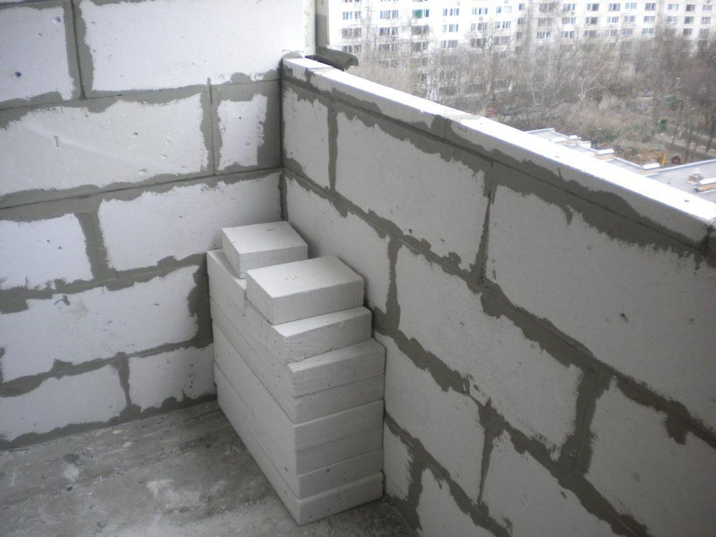 Утепление и укрепление балкона