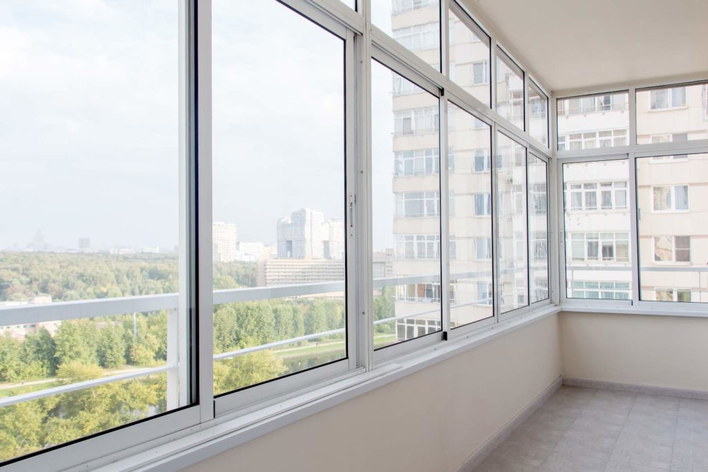 Отделка лоджии и балкона